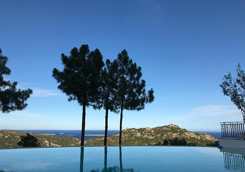 Résidence Vacances avec piscine à Porto Vecchio en Corse du Sud - Pietra Di Sole