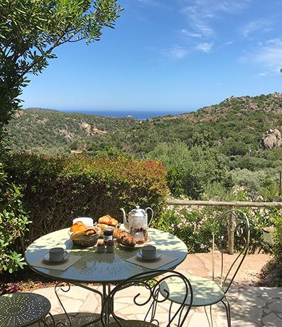 Location appartement 6 personnes en Corse du Sud à Porto-Vecchio, T2 Pietra Di Sole
