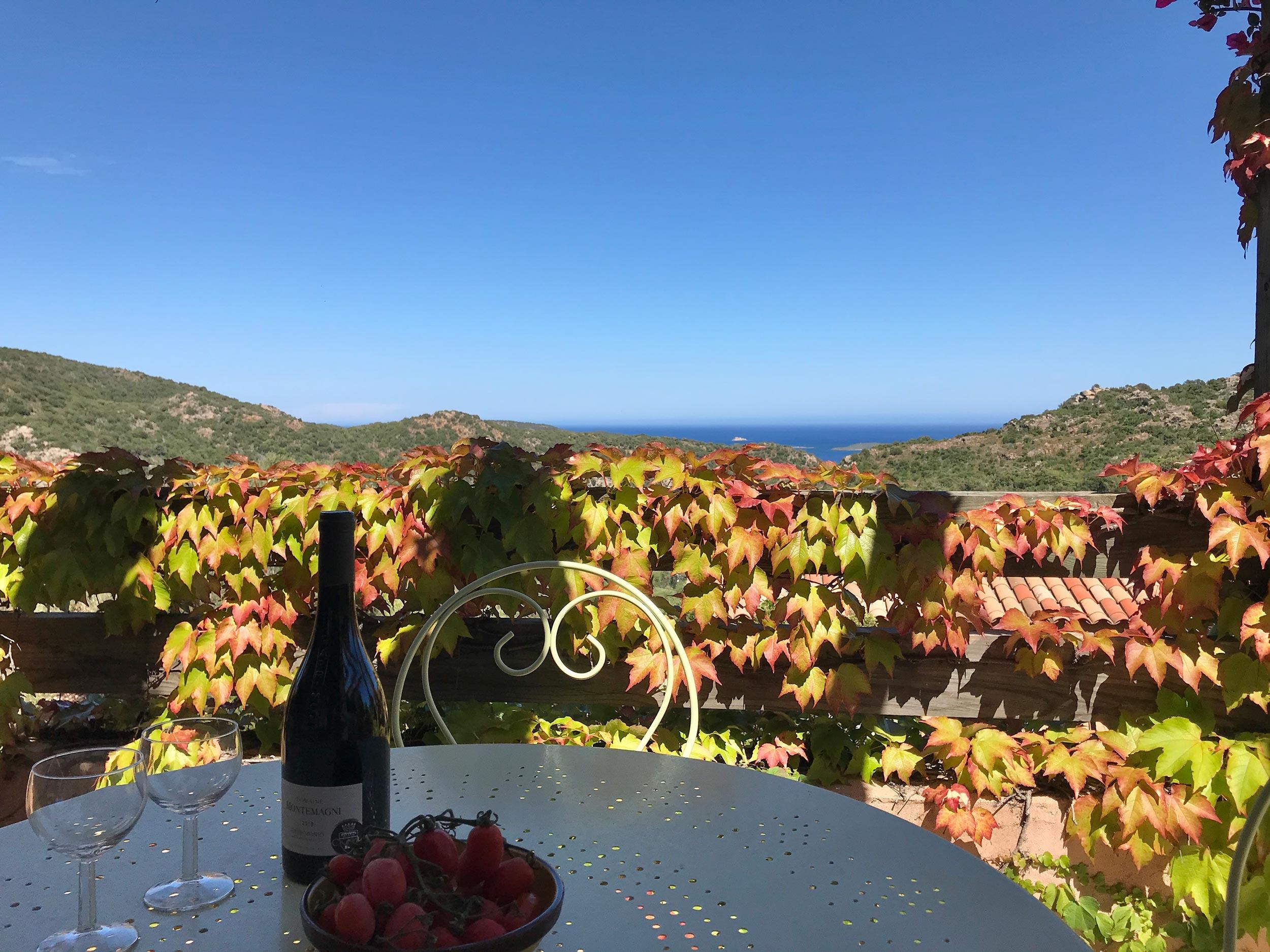 Location appartement 2 à 3 personnes en Corse du Sud à Porto-Vecchio, T2 Bougainvillier Pietra Di Sole