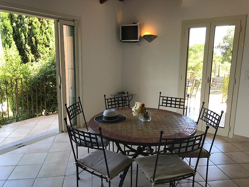 Location appartement 6 personnes en Corse du Sud à Porto-Vecchio, T4 Jacaranda Pietra Di Sole