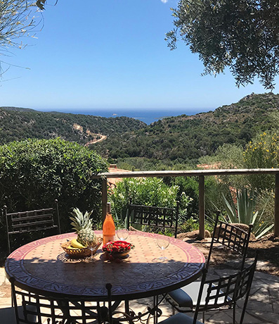 Location appartement 6 personnes en Corse du Sud à Porto-Vecchio, T4 Pietra Di Sole